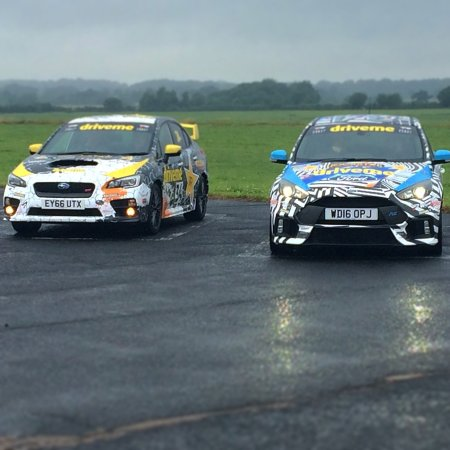 DriveMe Driving Experience: Subaru and RS