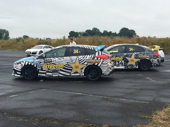 DriveMe Driving Experience: Gymkhana experience