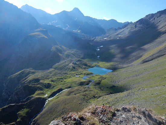 Charvensod, Italy: Valle sospesa incantevole