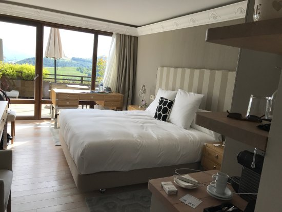 Cofino, Spanyol: Puebloastur Eco-Resort Wellness & Spa