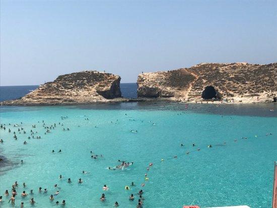 Bugibba, Malta: Comino