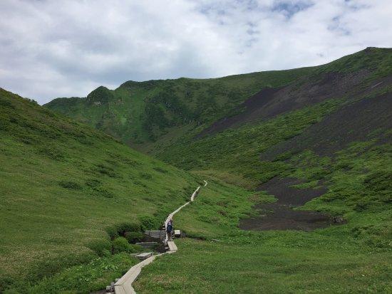 Akita Komagatake Foto