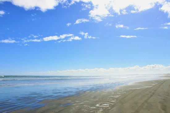 Ahipara, New Zealand: 90 Mile Beach