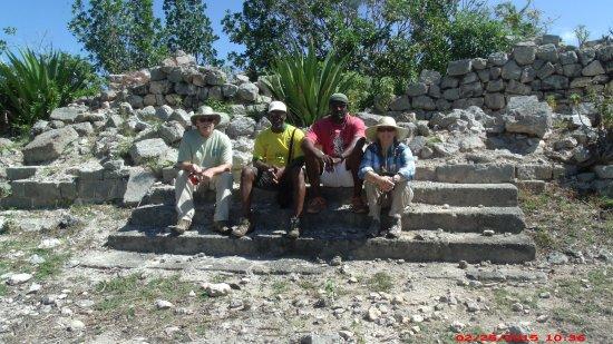 Barbuda: Highland House (aka Willy Bob) in 2015