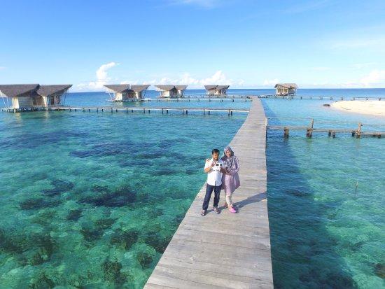 Gorontalo, Indonesia: crystal water