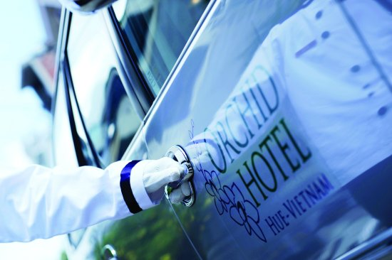 ORCHID HOTEL: Private Car Services