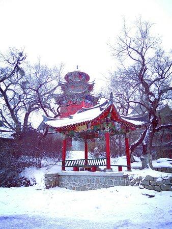 Jilin, China: Beautiful architecture