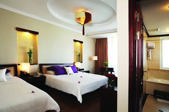 ORCHID HOTEL: Deluxe Twin Room