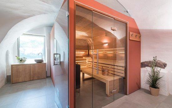 Appiano sulla Strada del Vino, Italien: Bio-Sauna