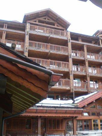 Hotel Le Blizzard Photo