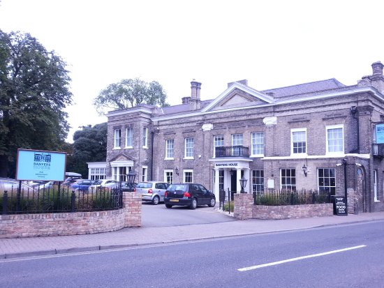 ‪‪Royston‬, UK: The hotel‬