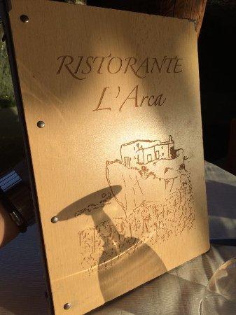 Serrara Fontana, İtalya: Good varied menu