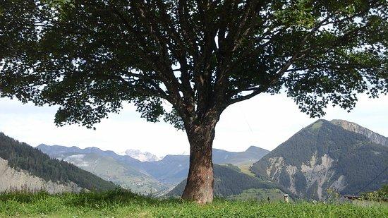 Albiez-Montrond, Francia: vue incroyable