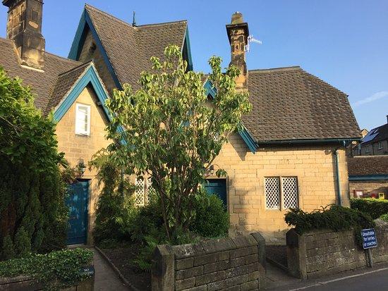 Beeley, UK: Entrance to Jasmine