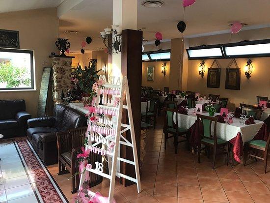 Ceprano, إيطاليا: Alcune foto del ristorante