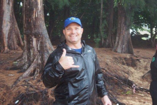 Koloa, HI: Our Dive Guide Extraordinaire - Loni