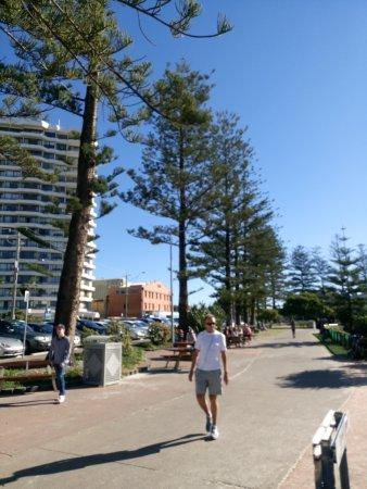 Burleigh Heads, Australië: The Esplanade