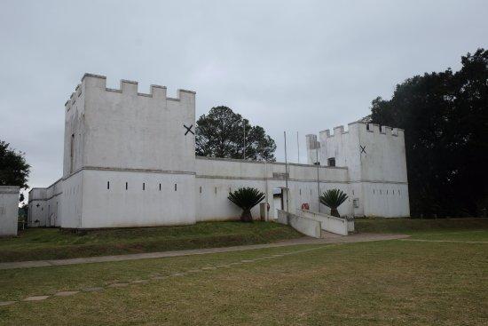 Eshowe, Νότια Αφρική: Fort Nongqayi....