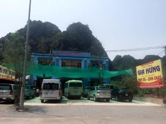 Ninh Binh Province, เวียดนาม: Gần tràng an bái đính