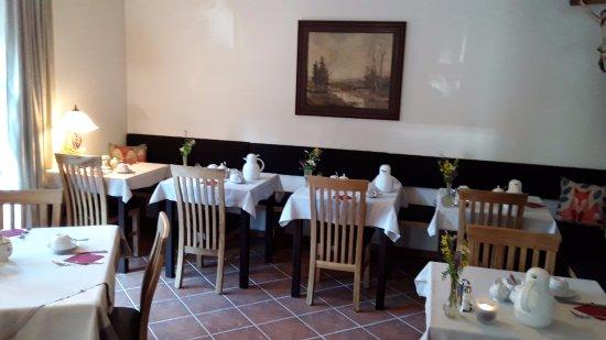 Hotel Ferienhaus Fux: Dining room