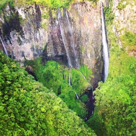 Saint-Gilles-Les-Bains, Pulau Reunion: Trou de fer