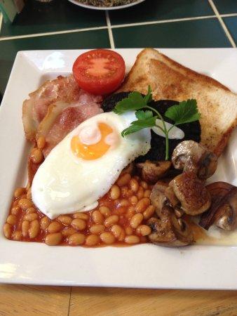Binegar, UK: Full English Breakfast