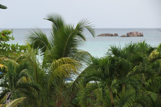 Acajou Beach Resort: View from our room