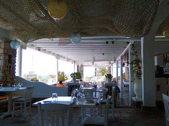 Bellissimo Resort: Vista ristorante