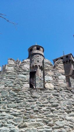 Fenis, Italien: La torre