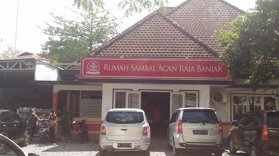 Rumah Makan Sambal Acan Raja Banjar Banjarmasin Ulasan Restoran Tripadvisor
