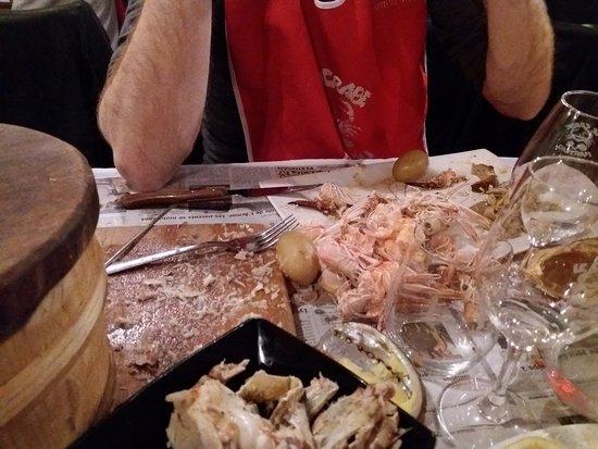 Le Crabe Marteau : Le massacre au marteau....