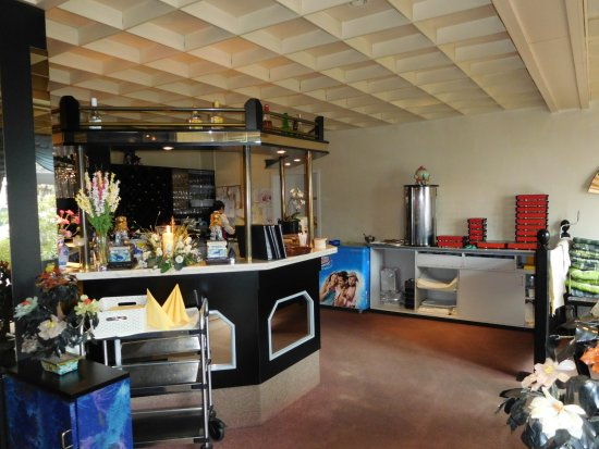 Wunstorf, Germany: Teil vom Restaurant