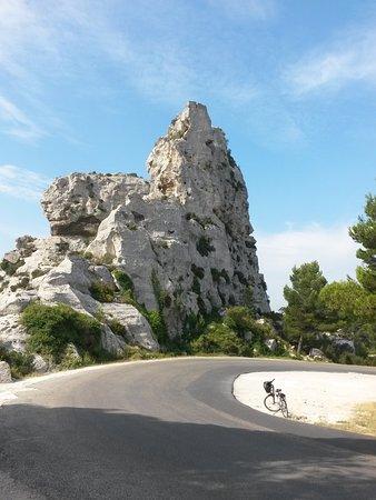 Сен-Реми-де-Прованс, Франция: Profitez à votre rythme du paysage ... ; )