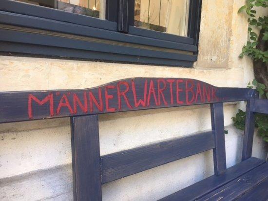Kunsthofpassage: Spricht für sich