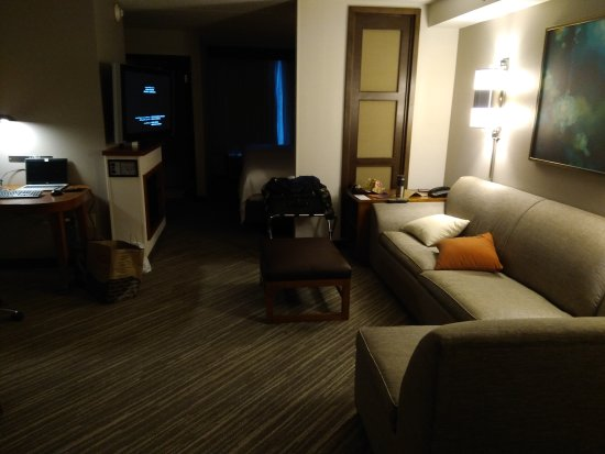Hyatt Place Atlanta Windward Parkway: Room 410