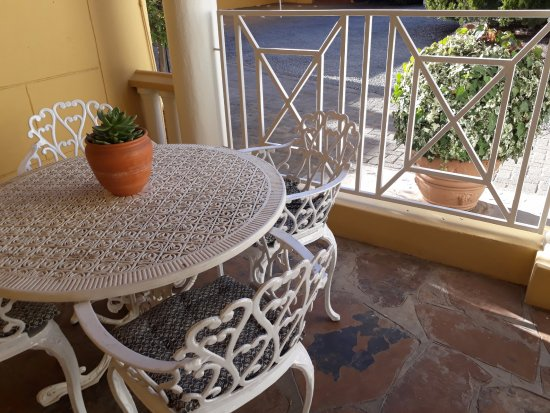 Colesberg, África do Sul: Room Patio