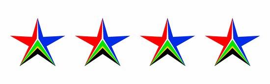 Wellington, Южная Африка: 4 Stars Tourism Grading Council SA