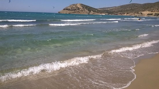Hotel Solemar: эгейское море