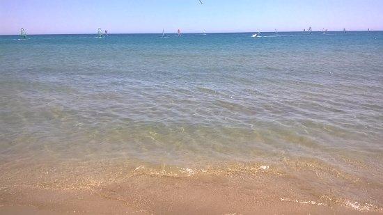 Hotel Solemar: средиземное море