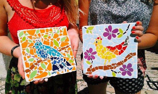Lisbon Mosaic Studio