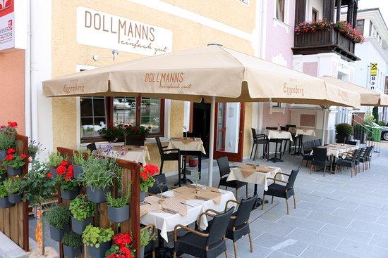 Gmunden, Austria: DOLLMANNS Gastgarten