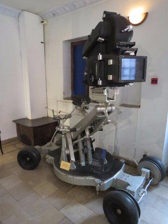 The Film Museum: ekspozycja
