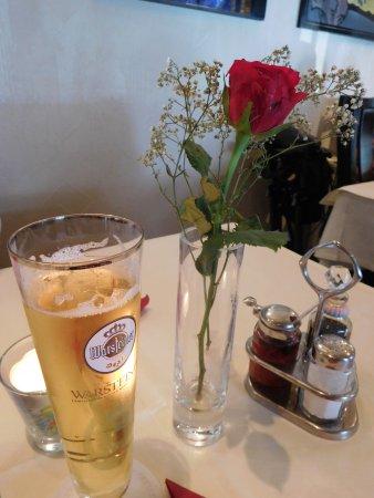 Wunstorf, Alemania: Tischdeko