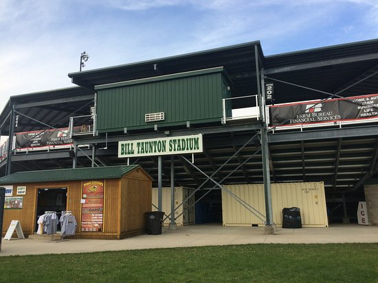 Willmar, MN: Great Baseball Park