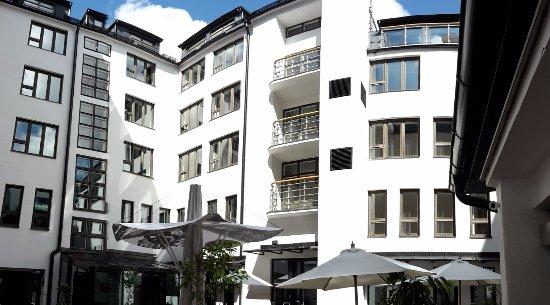 Fabian Hotel: Binnenzijde Hotel