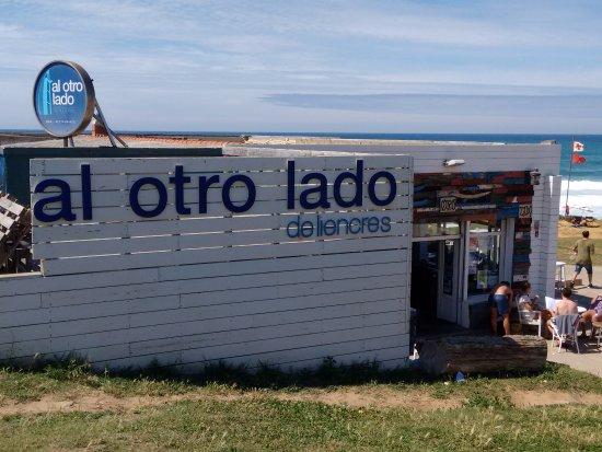 Liencres, España: VAYAN A OTRO LADO NO A ESTE!!!!!
