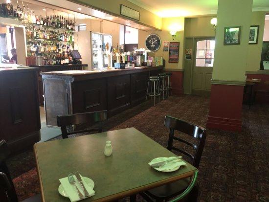 Wentworth Falls, أستراليا: Saloon Bar