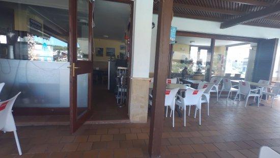 Restaurant Es Canutells: restaurant