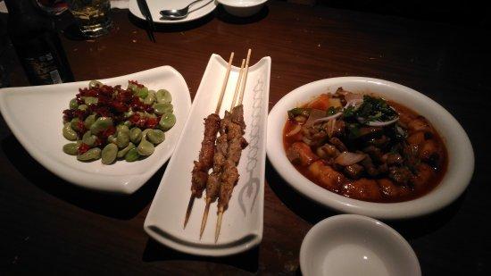 Ye Li Xia Li XinJiang Restaurant (DongFang)