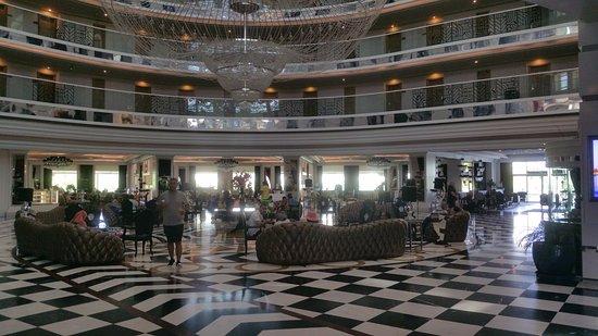 Delphin Imperial Hotel Lara: hall